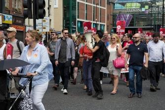 North East Rally to defend Jeremy Corbyn's leadership