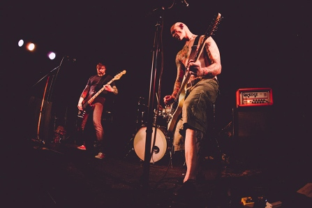 Sorry for Nothing - July 2016 - Cluny Newcastle