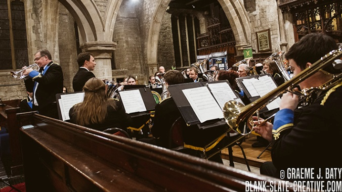 Ellington Colliery Brass Band