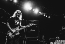 Dinosaur Jr - November 2016 - Glasgow ABC