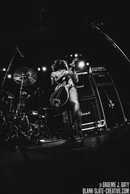 Dinosaur Jr - November 2016 - Glasgow ABC