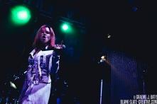 Lacuna Coil - November 2016 - Newcastle Riverside - Christina Scabbia