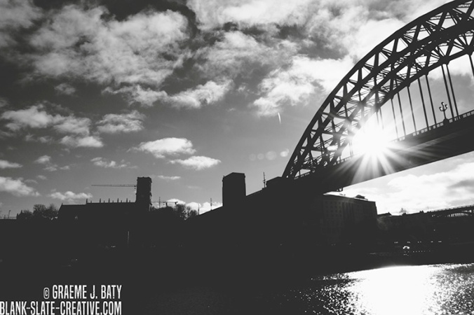 Black and White Newcastle