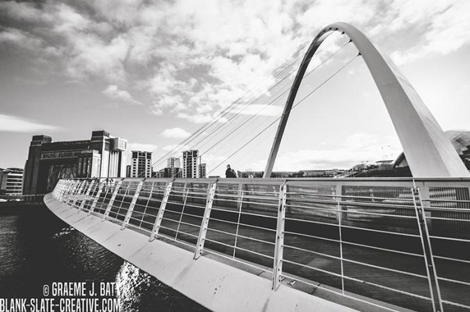 Black and White Newcastle