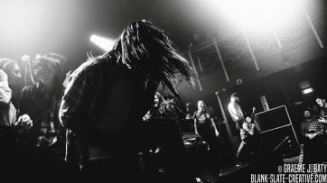 Every Time I Die - December 2016 - Newcastle Riverside