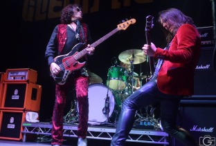 Glenn Hughes - January 2017 - Newcastle Riverside