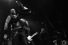 Black Star Riders - March 2017 - Newcastle O2 Academy