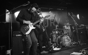Lonely The Brave - March 2017 - Newcastle University