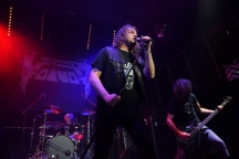 Voivod - June 2017 - Newcastle Riverside - PHOTO FEATURE