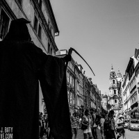 Prague (Praha), Czech Republic (PART 2) - STREET PHOTOGRAPHY FEATURE