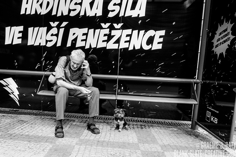 Prague (Praha), Czech Republic (PART 3) – STREET PHOTOGRAPHY FEATURE