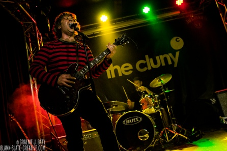 The Approved - Cluny Newcastle - July 2017