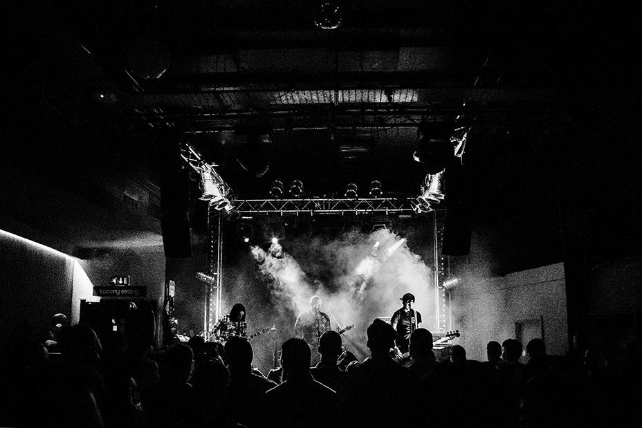 Coma Violet – August 2017 – Newcastle Academy – PHOTO FEATURE