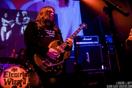 Electric Wizard - Riverside Newcastle - August 2017