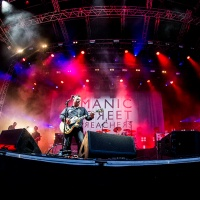 Manic Street Preachers - August 2017 - Live from Times Square Newcastle- PHOTO FEATURE