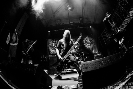 Suffocation - Newcastle Riverside UK - August 2017